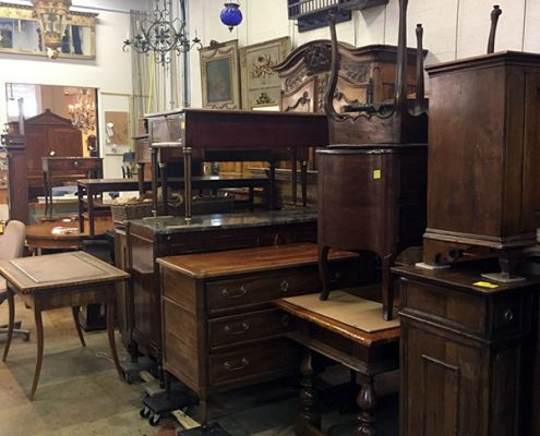 New arrivals at William Word Antiques