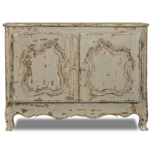 Painted French Cabinet from J. Tribble
